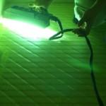 紫外線照射